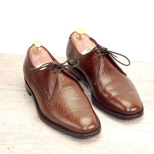 GRENSON $335 Roger US 8 D (UK7.5F EU41) new Trees